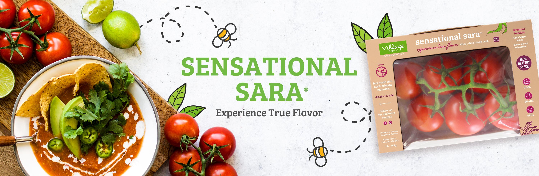 sensational sara™