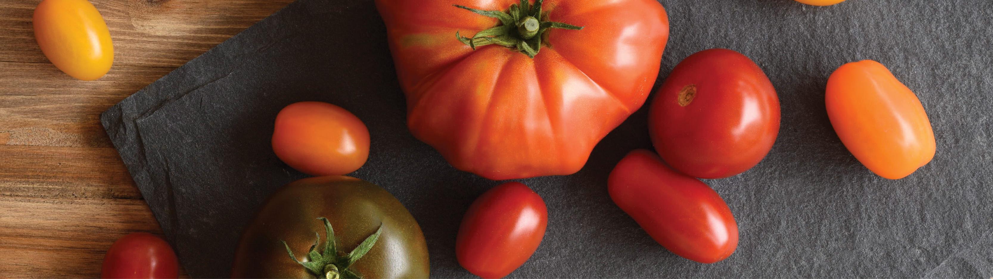exquisite heirloom® tomatoes