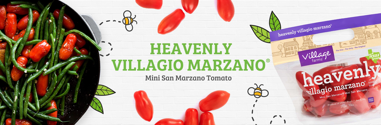 heavenly villagio marzano® tomatoes