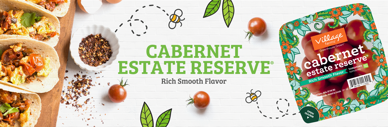 cabernet estate reserve® tomatoes