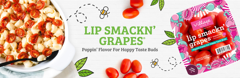 lip smackn' grapes® tomatoes