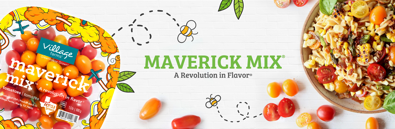 maverick mix® tomatoes